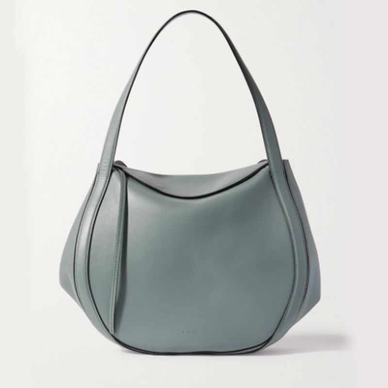 Lin Leather Tote