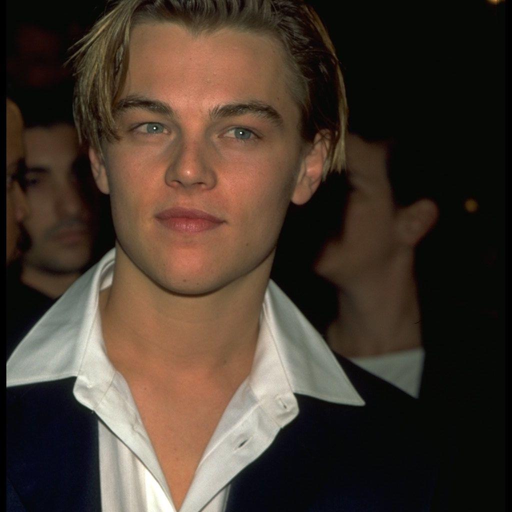 Leonardo DiCaprio Hair 1996