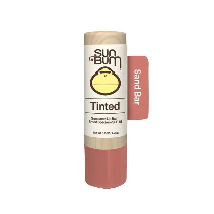 Tinted Lip Balm SPF 15 in Sand Bear