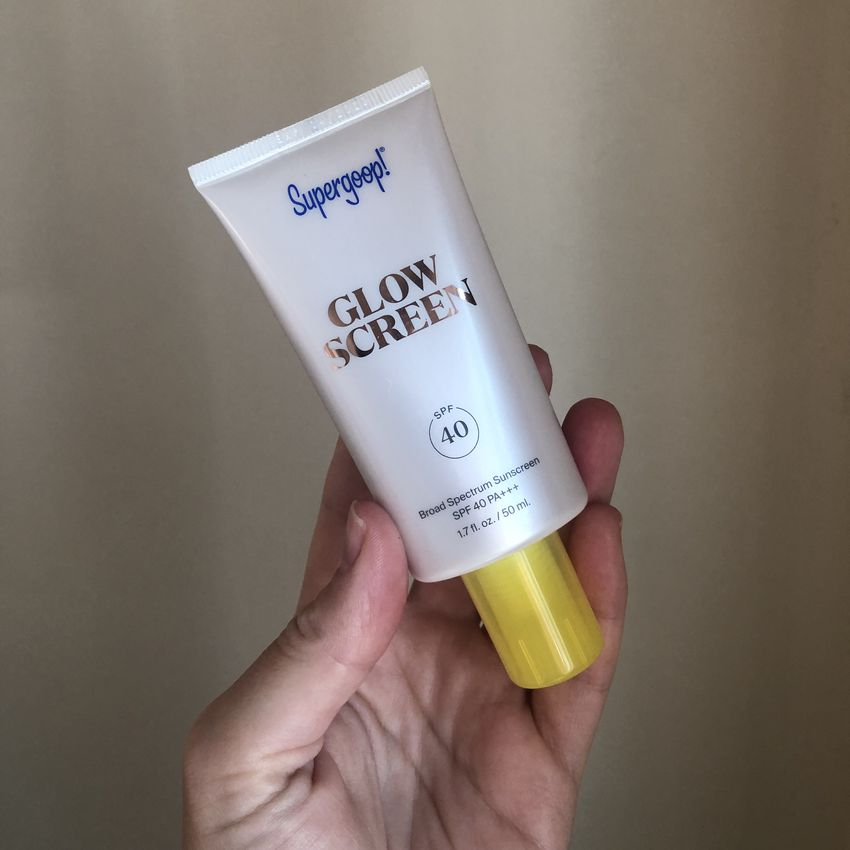 Supergoop Glow Screen Sunscreen SPF 40
