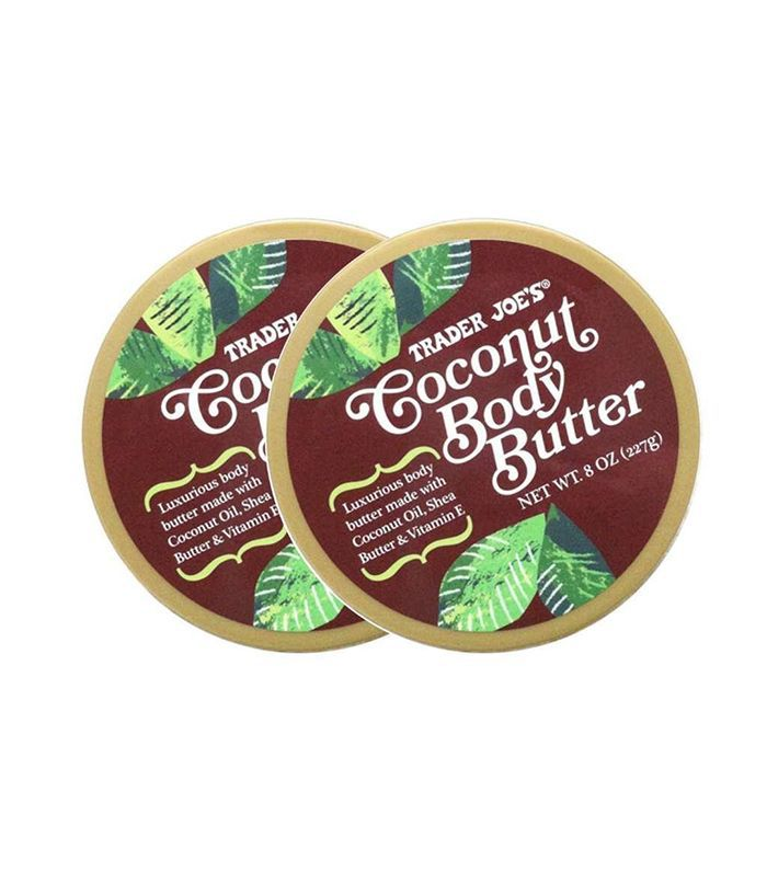 trader joes coconut body butter - trader joes skincare