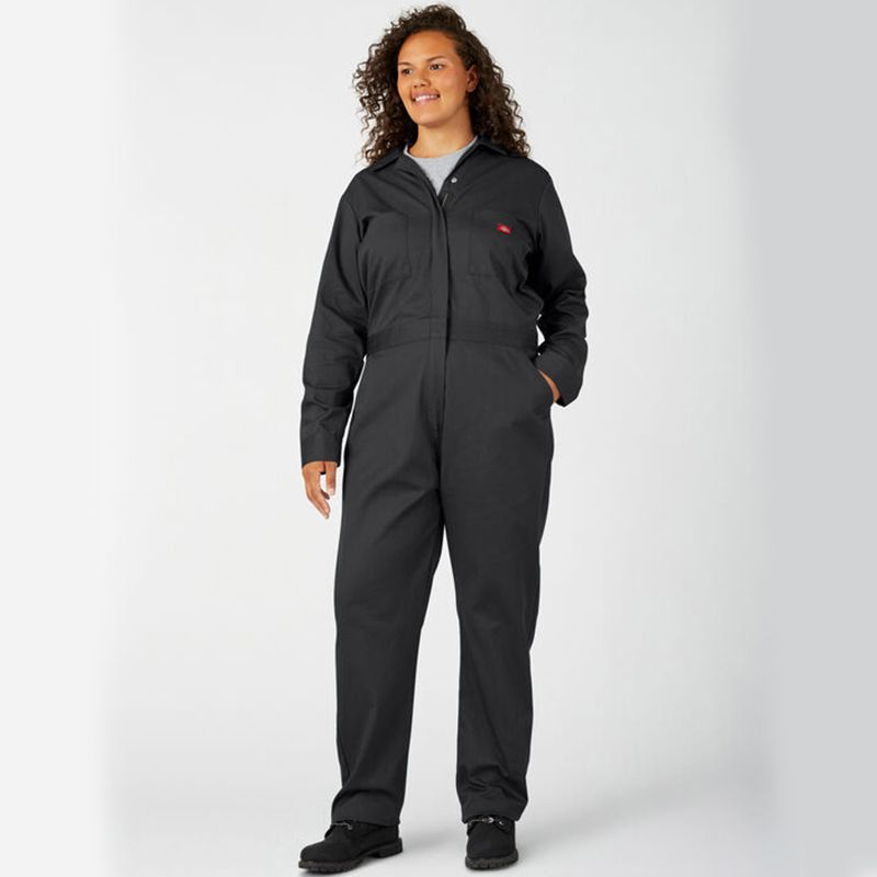 Long Sleeve Cotton Coveralls