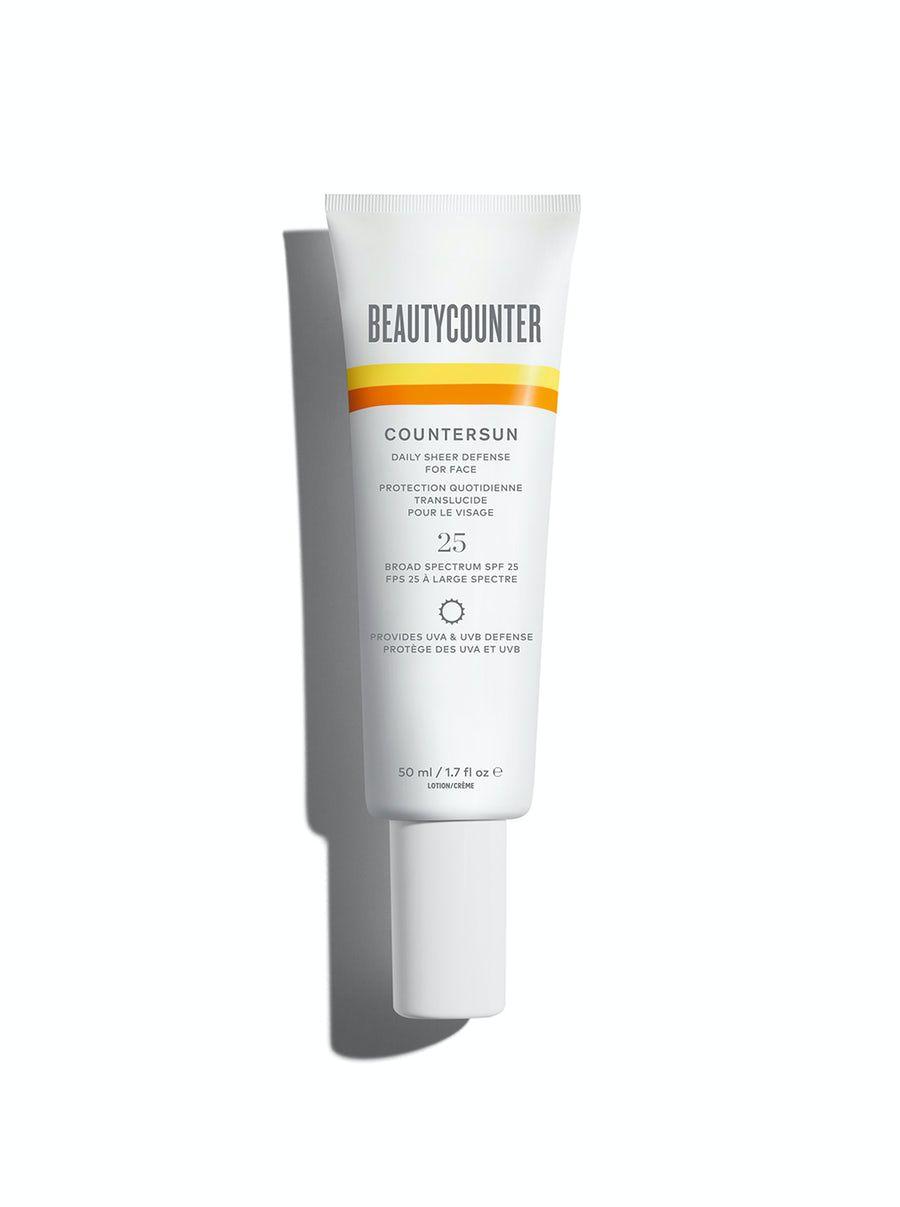 Beautycounter Countersun Daily Sheer Defense For Face SPF 25