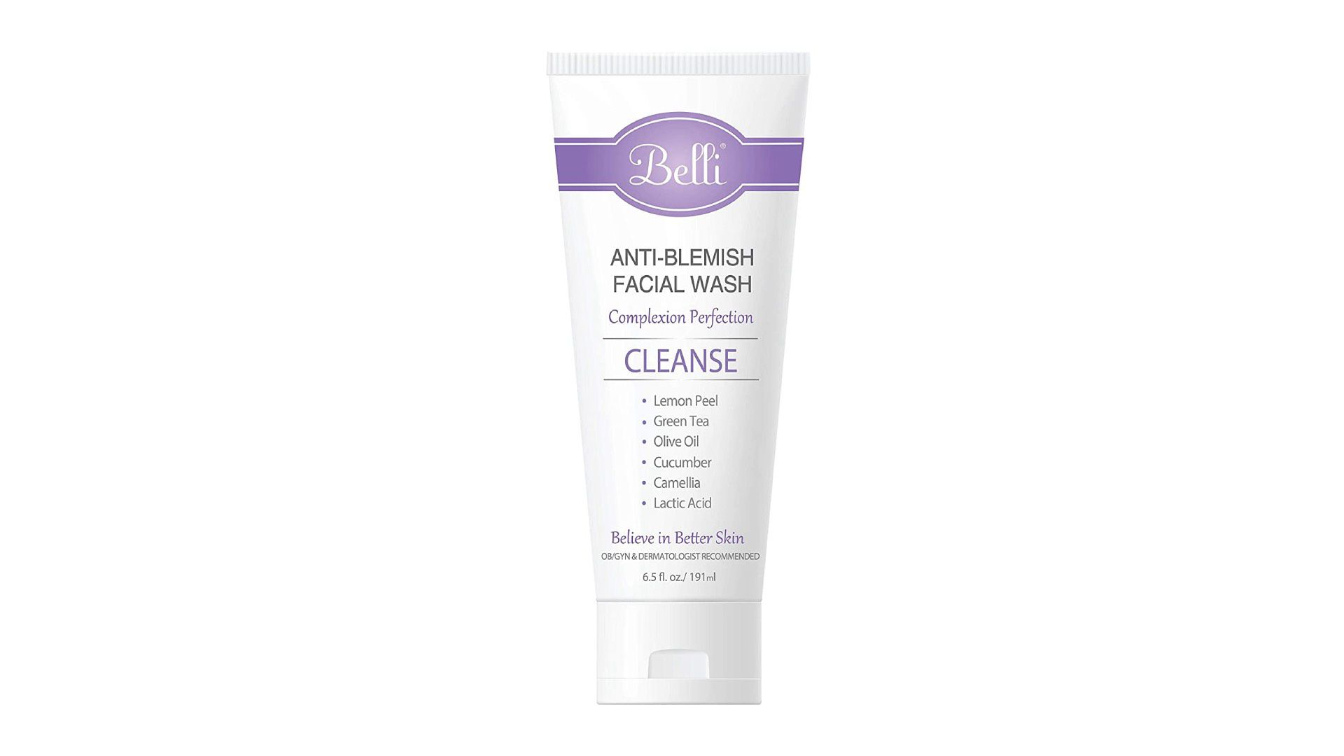 Belli anti-blemish wash