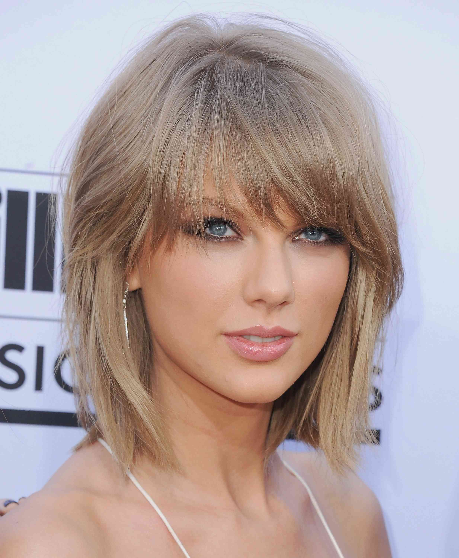 Taylor Swift Ash Brown Hair