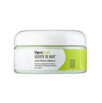 Deva Heaven In Hair Intense Moisture Treatment, 8 Ounce