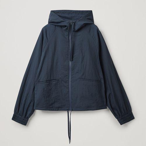 Hooded Anorak ($98)