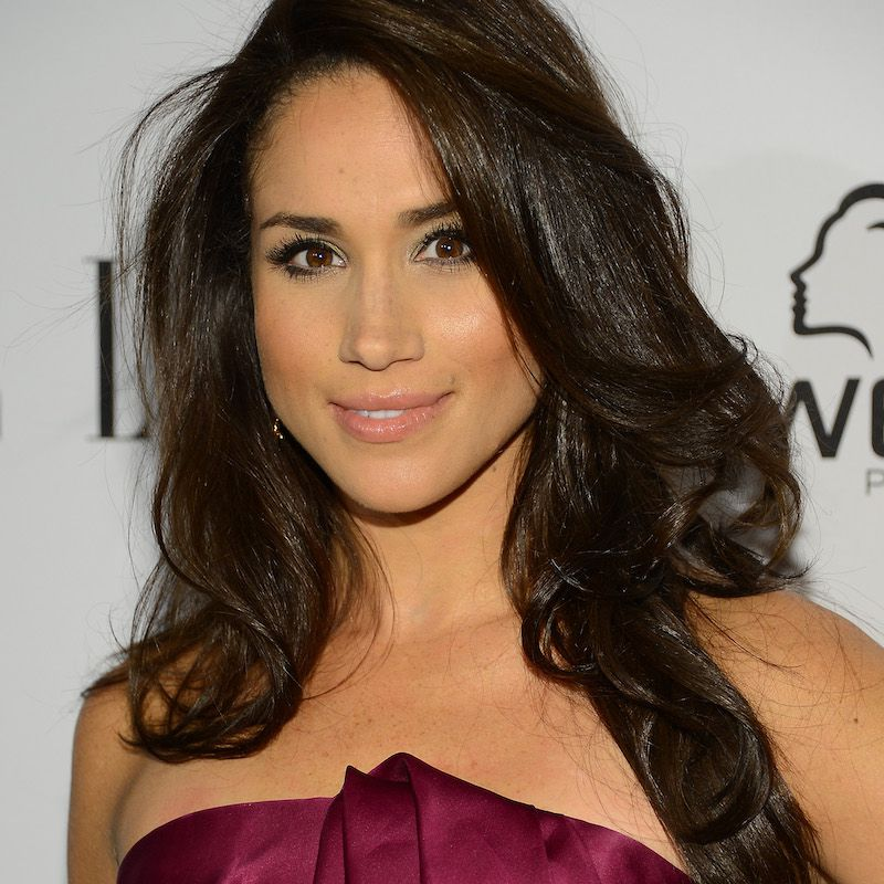 Brown Hair Color Meghan Markle Duchess of Sussex