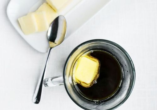 coffee with butter in it
