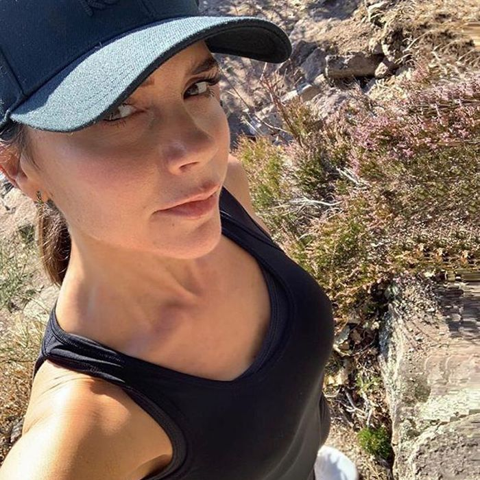 Victoria Beckham makeup: Victoria Beckham instagram