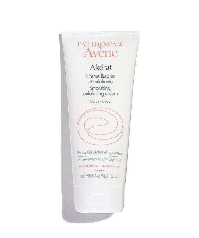 Avène Akérat Smoothing Exfoliating Cream