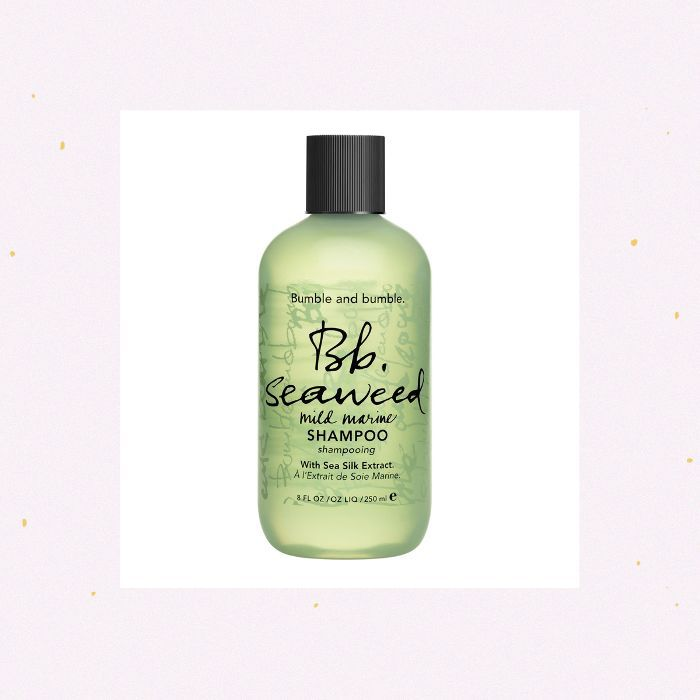 best shampoo for every hair type: Bumble and bumble Seaweed Shampoo