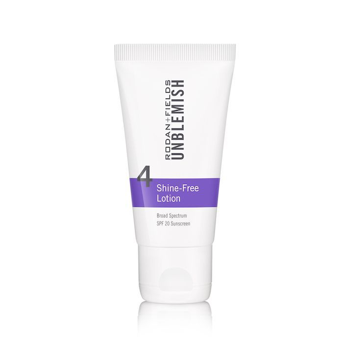 Rodan + Fields Unblemish Shine-Free Lotion SPF 20