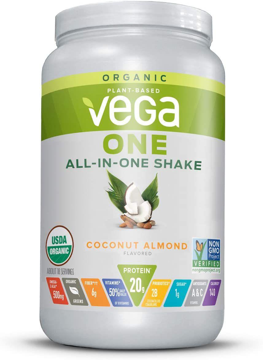 Vega One Organic All-in-One Shake Coconut Almond