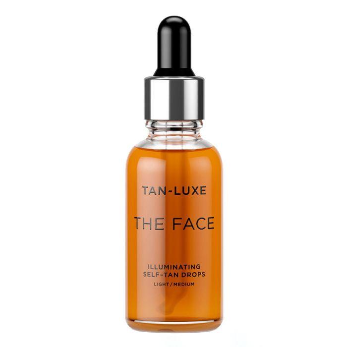 Tan Luxe The Face