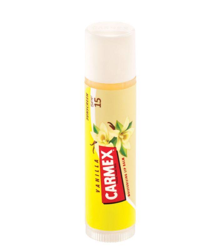 Best Lip Balm With SPF: Carmex Vanilla Ultra Moisturising Lip Balm SPF 15