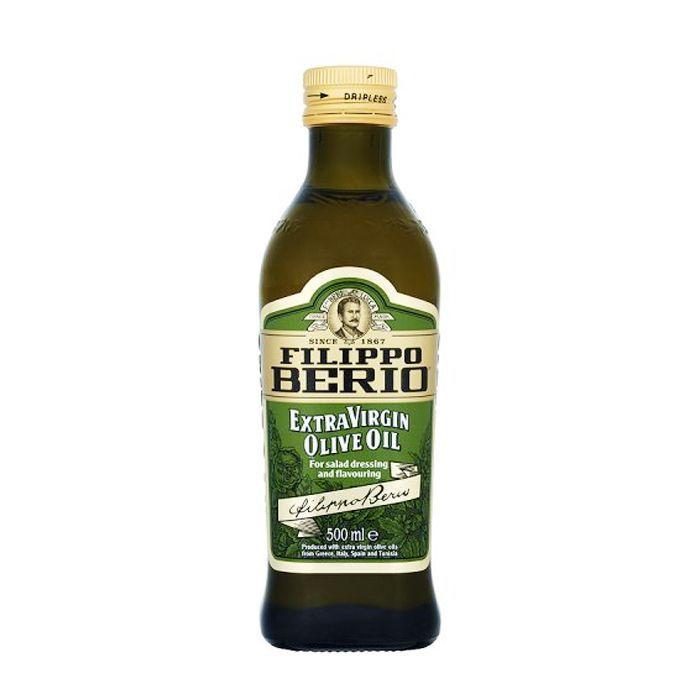 Homemade body scrub: Filippo Berio Extra Virgin Olive Oil