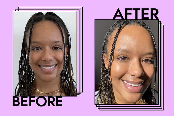Clinique High Impact Mascara B&A