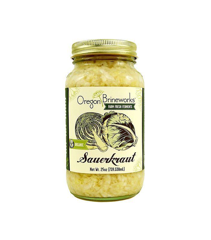 sauerkraut - how to get rid of belly bloat