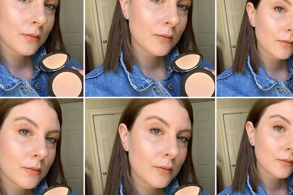 pressed powder highlighter review