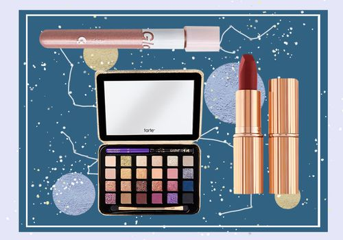 product compilation of zodiac makeup products