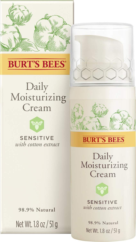Burt's Bees Daily Face Moisturizer Cream