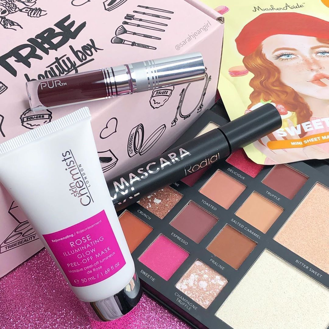 The 7 Best Makeup Subscription Bo Of