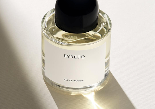 byredo perfume bottle
