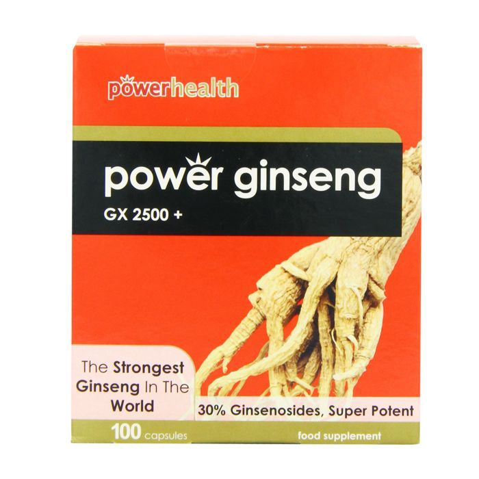 energy booster: Power Health Power Ginseng