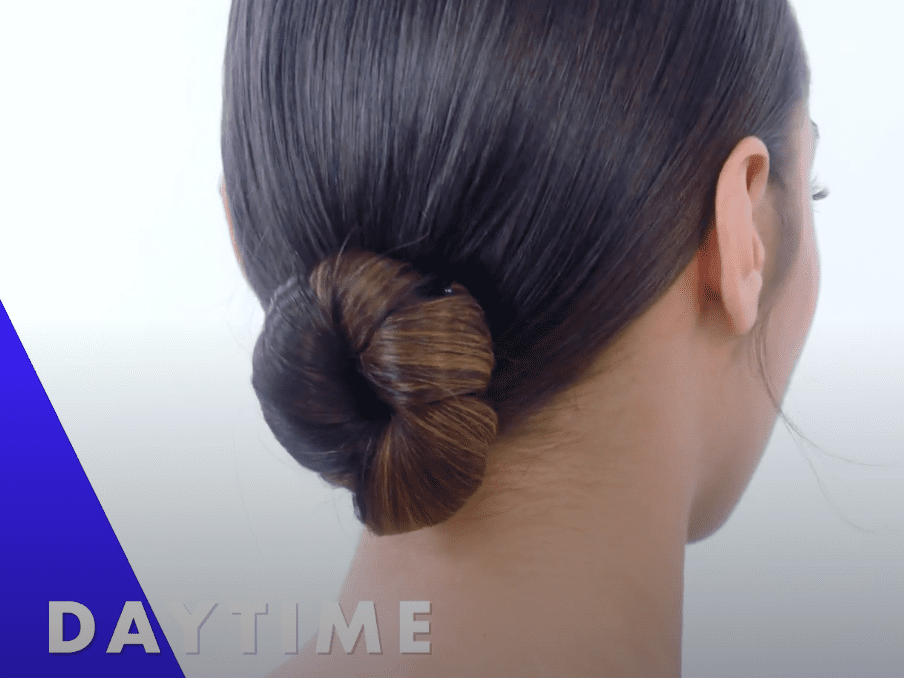 Watch Two Easy Low Bun Hairstyle Tutorials