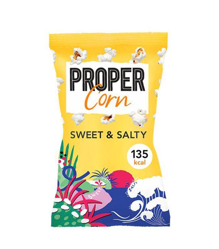 Proper Corn Sweet and Salty