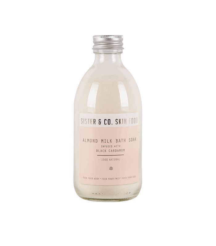 Sister & Co. Skin Food Almond Milk Bath Soak