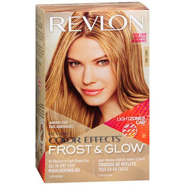Revlon Color Effects Frost & Glow Highlighting Kit in Honey