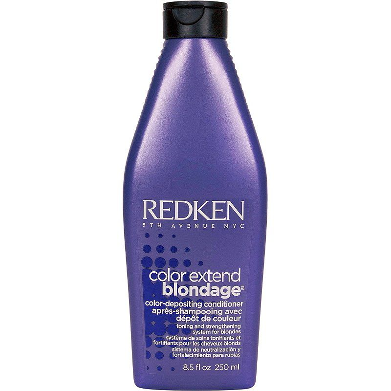 Redken Color Extend Blondage Color Depositing Purple Conditioner