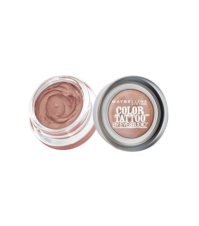 Best drugstore makeup: Maybelline Eye Studio Color Tattoo 24HR Cream Gel Shadow