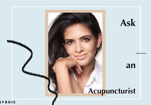 Acupuncturist Juhi Singh