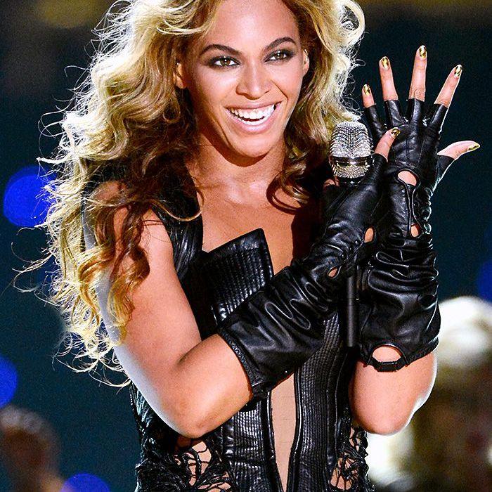Beyonce Super Bowl XLVII Halftime Show