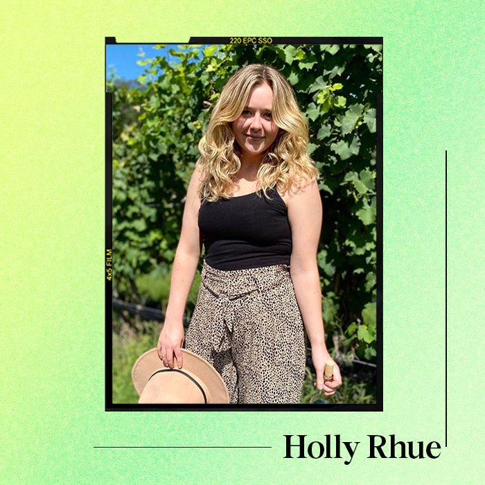 Holly Rhue, editor