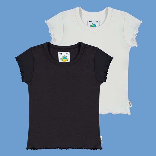 Lettuce Baby Tee Two-Pack ($72)