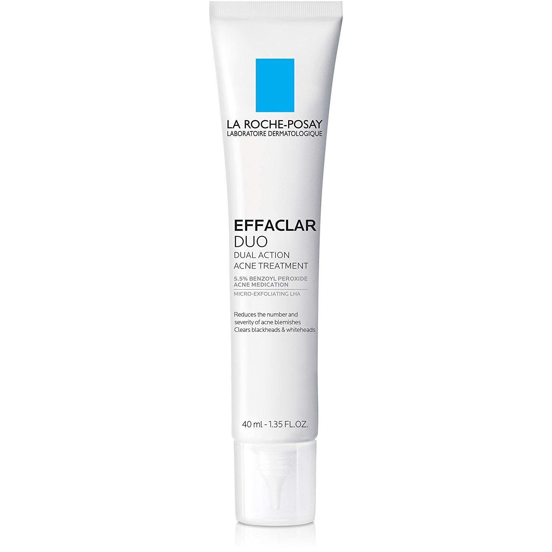 Effaclar Duo Acne Treatment with Benzoyl Peroxide