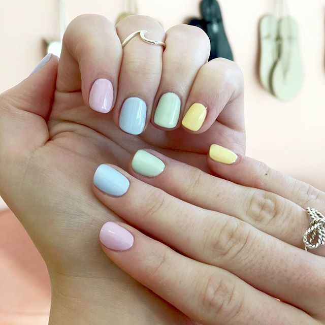 16 Happy Nail Art Designs That Ll Boost Your Mood