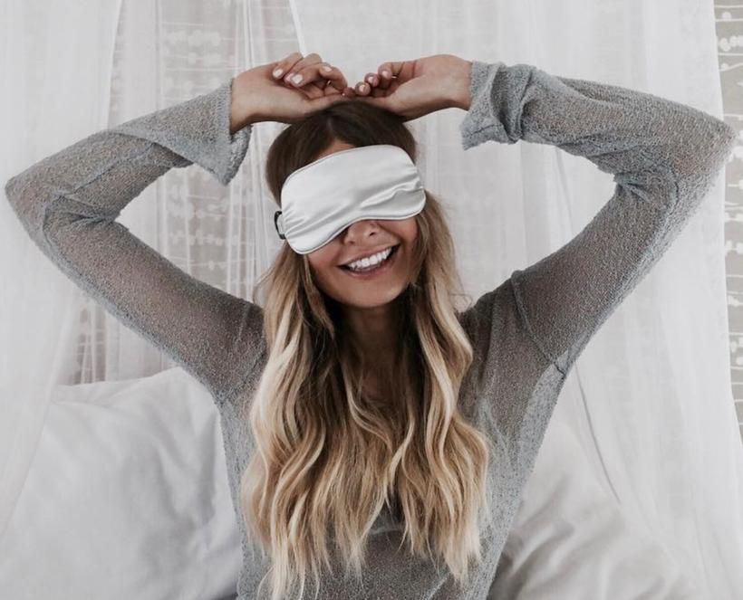 Elle Ferguson Slip Silk Sleep Mask
