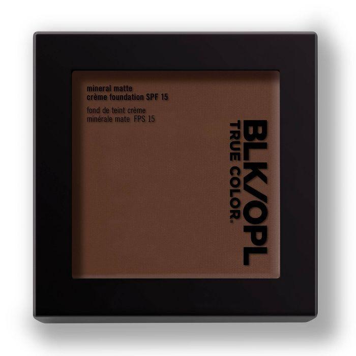 BLK/OPL True Color Mineral Matte Crème Foundation with SPF 15