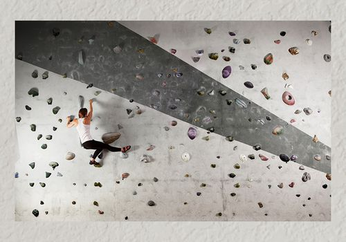 Rock Climbing Workout
