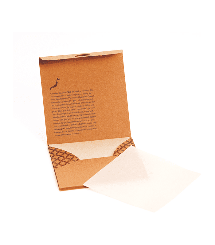 Tatcha blotting papers -