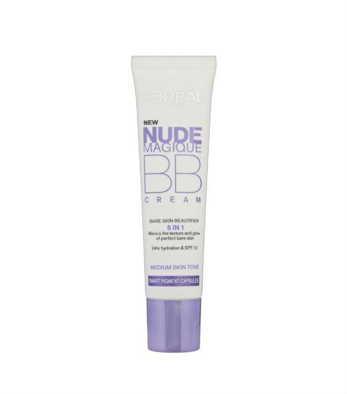 Best drugstore bb cream: L'Oreal Paris Nude Magique BB Cream