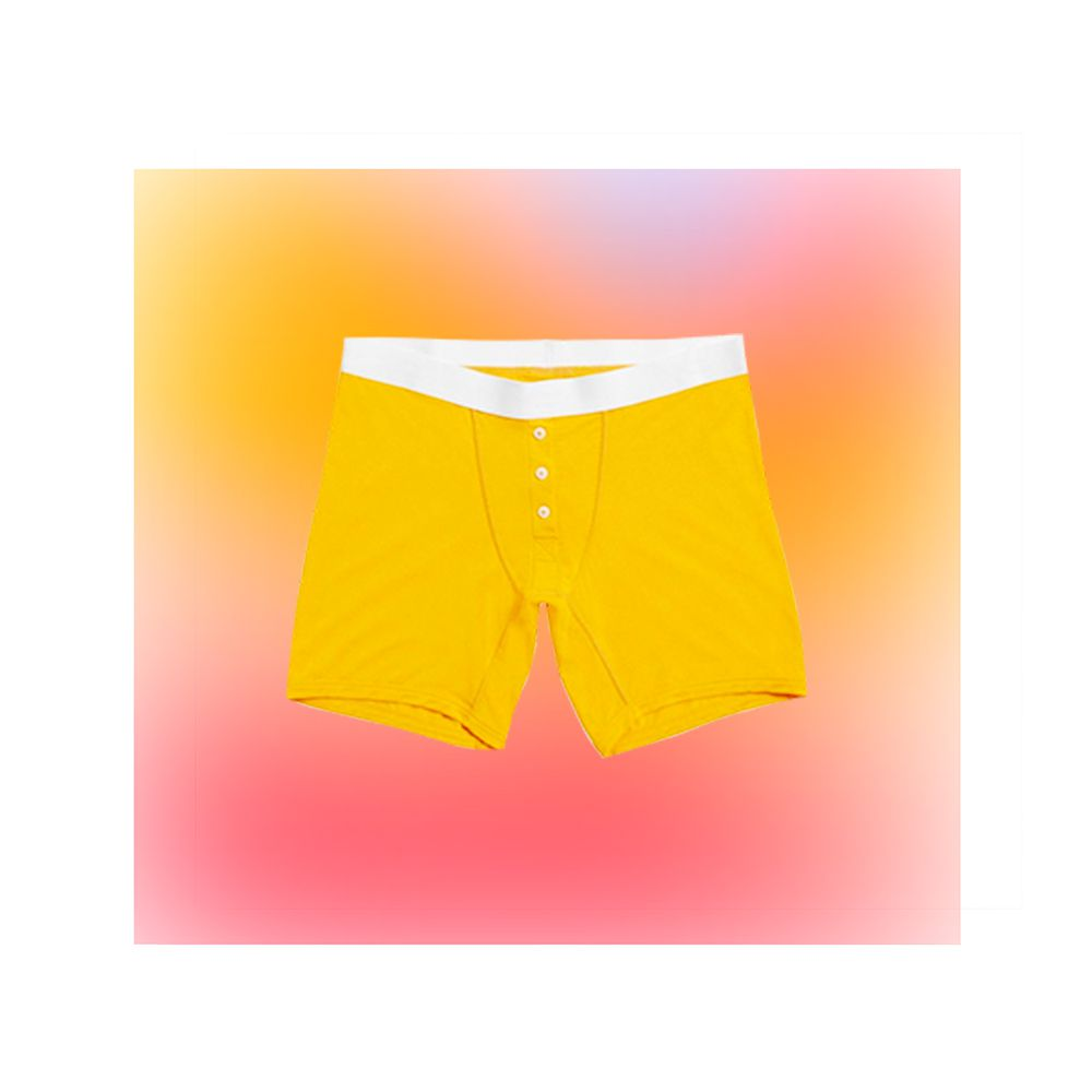 """6"""" Fly Boxer Brief"""