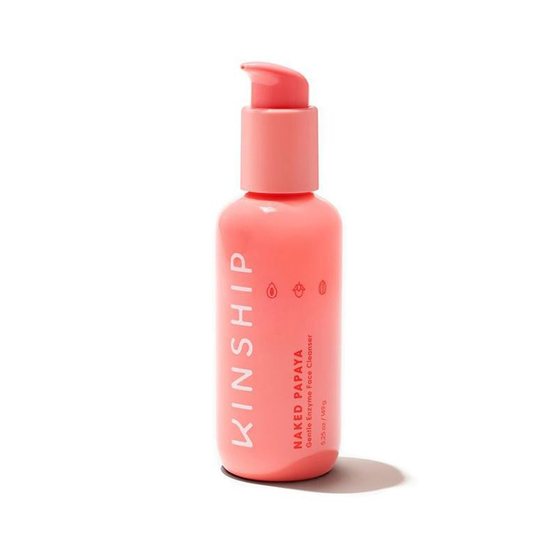 Kinship Naked Papaya Gentle Enzyme Face Cleanser