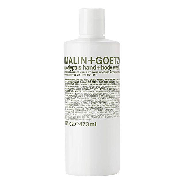 malin and goetz body wash