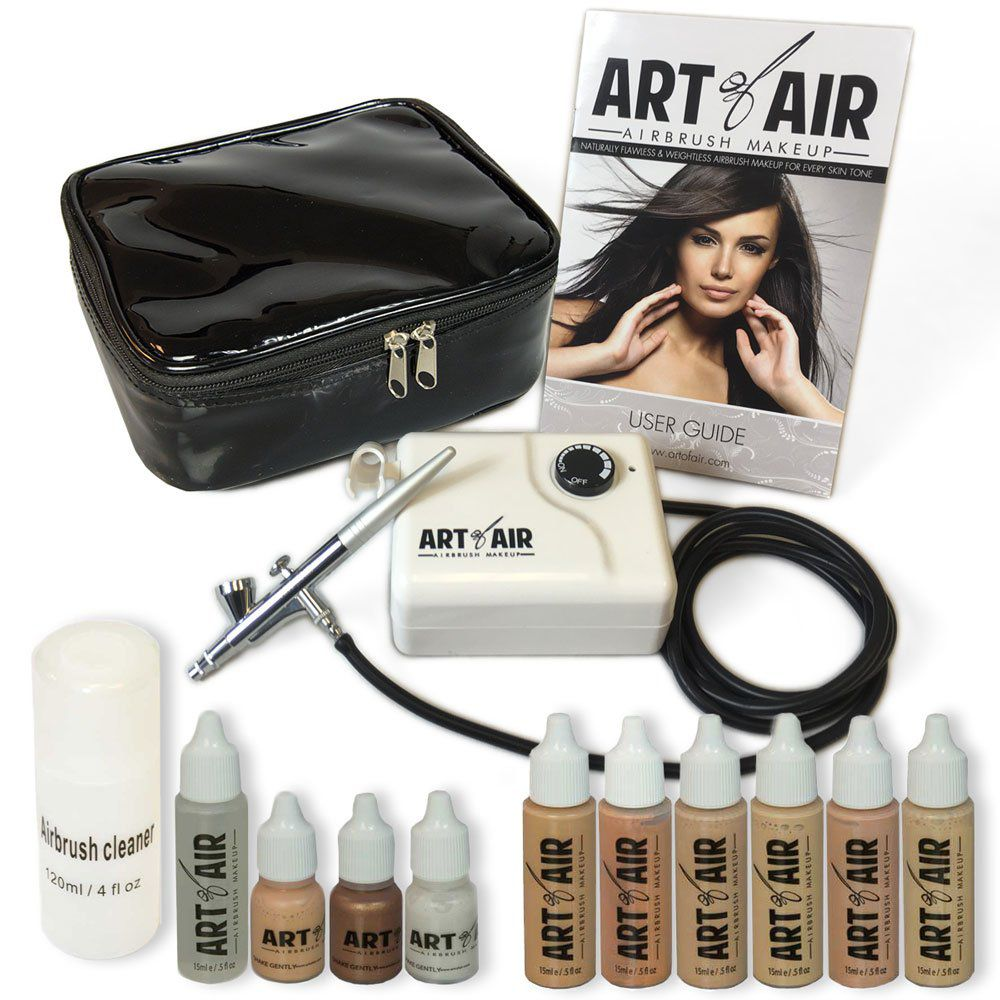 The 10 Best Airbrush Makeup Kits Of 2021